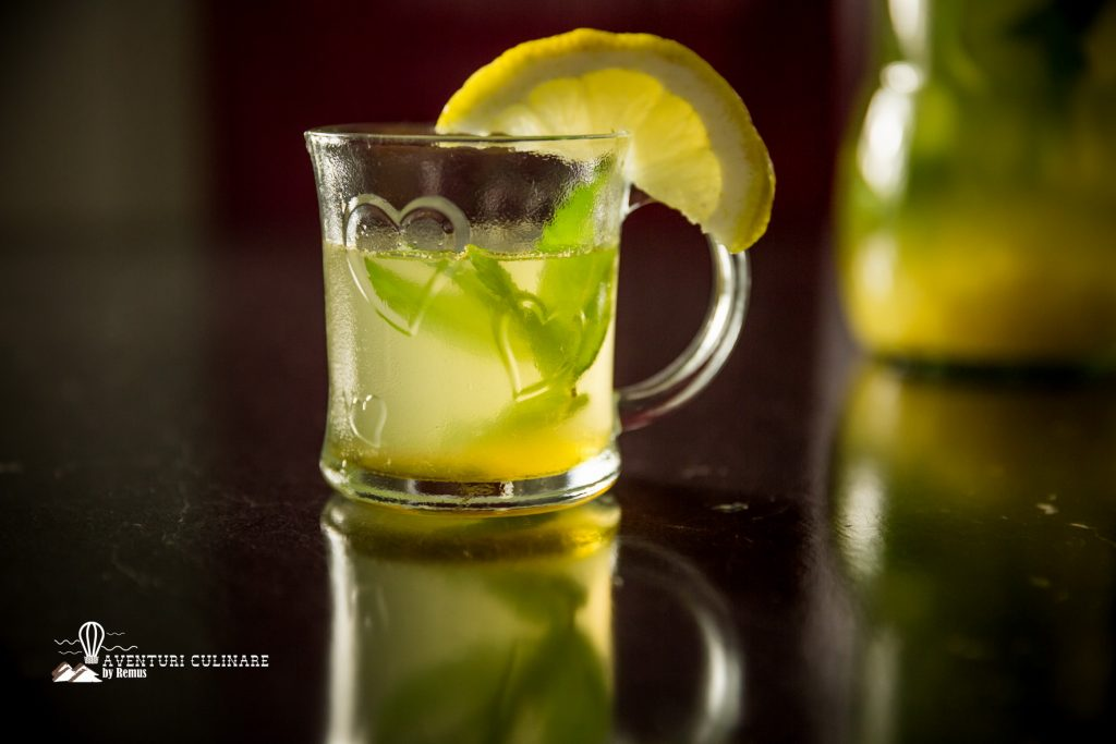 Limonada cu menta 02