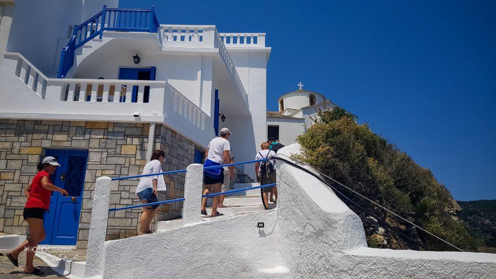 Alee Skopelos Town