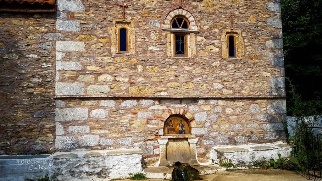 Biserica Taxiarches, Skiathos, Grecia