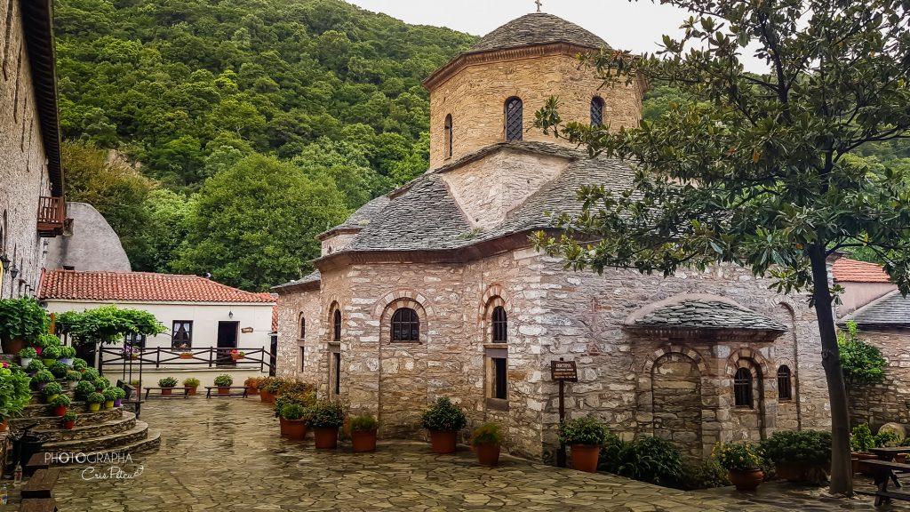 Mănăstirea Evaggelistrias, Skiathos, Grecia