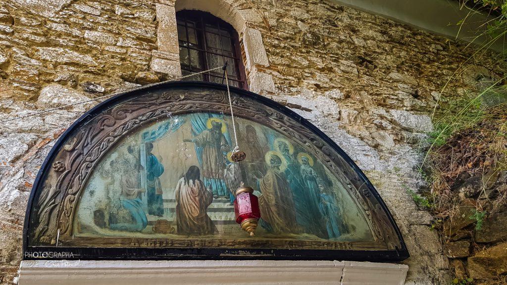 Mănăstirea Kounistria, Skiathos, Grecia