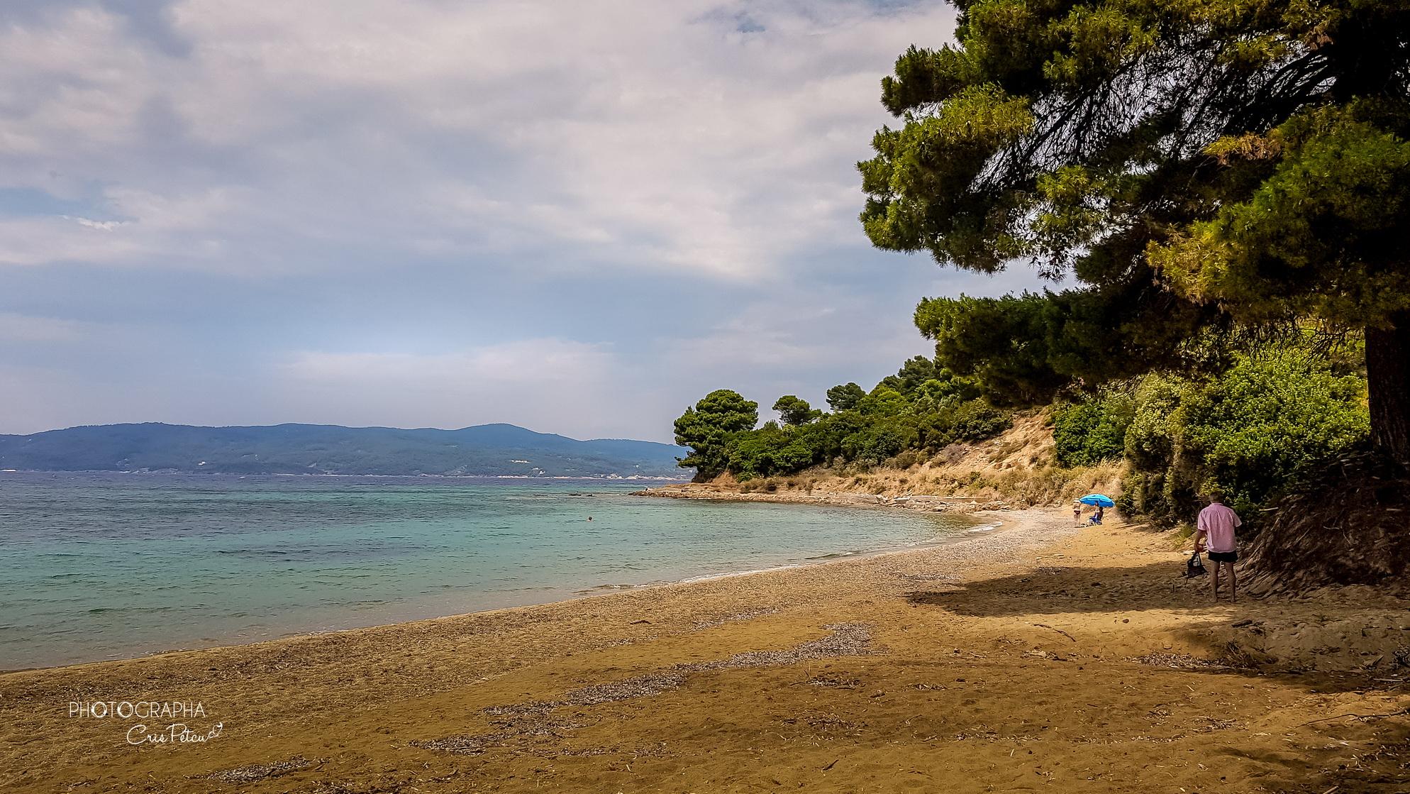 Plaja Agia Eleni, Skiathos, Grecia