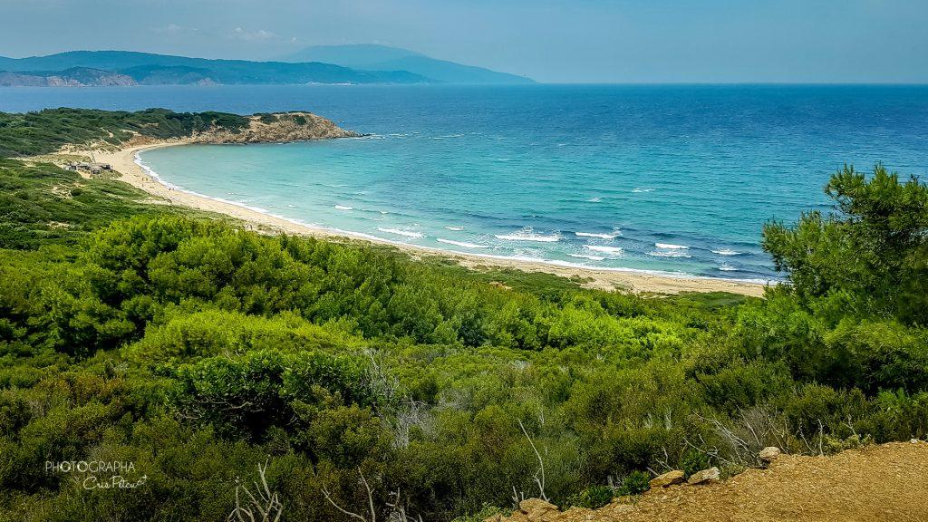 Plaja Elia, Skiathos, Grecia