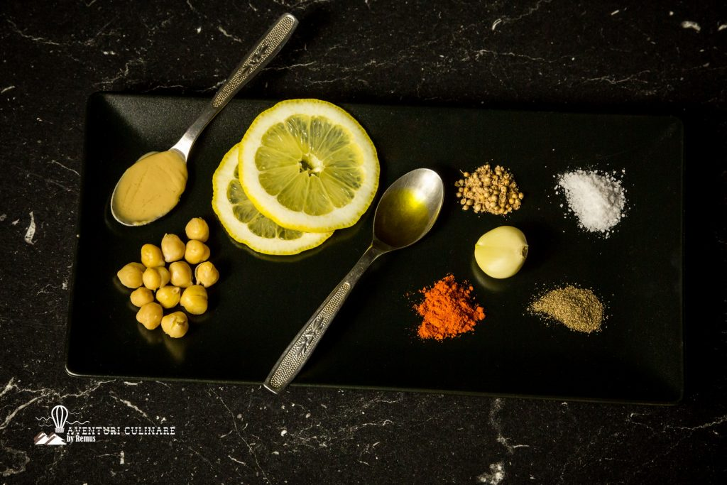 Ingrediente humus
