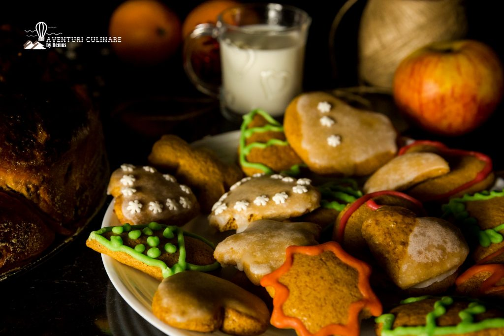 Dulciuri de Craciun - turta dulce
