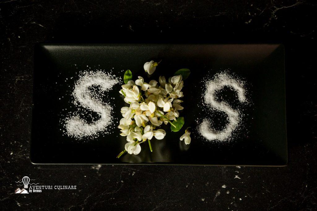 Dulceata de flori de salcam - ingrediente