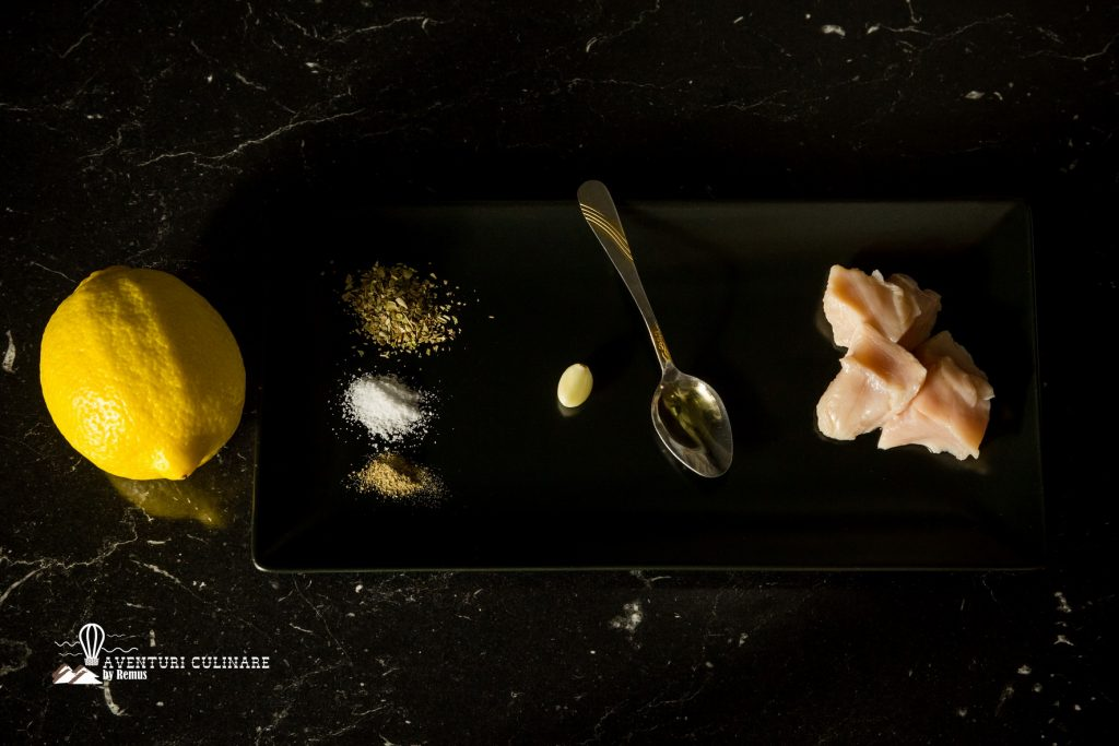 Ingrediente souvlaki de pui